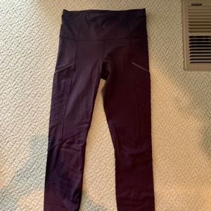 Lululemon pant with pockets